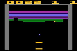 Google 人工智慧成功獨自掌握經典街機遊戲(圖:Atari)