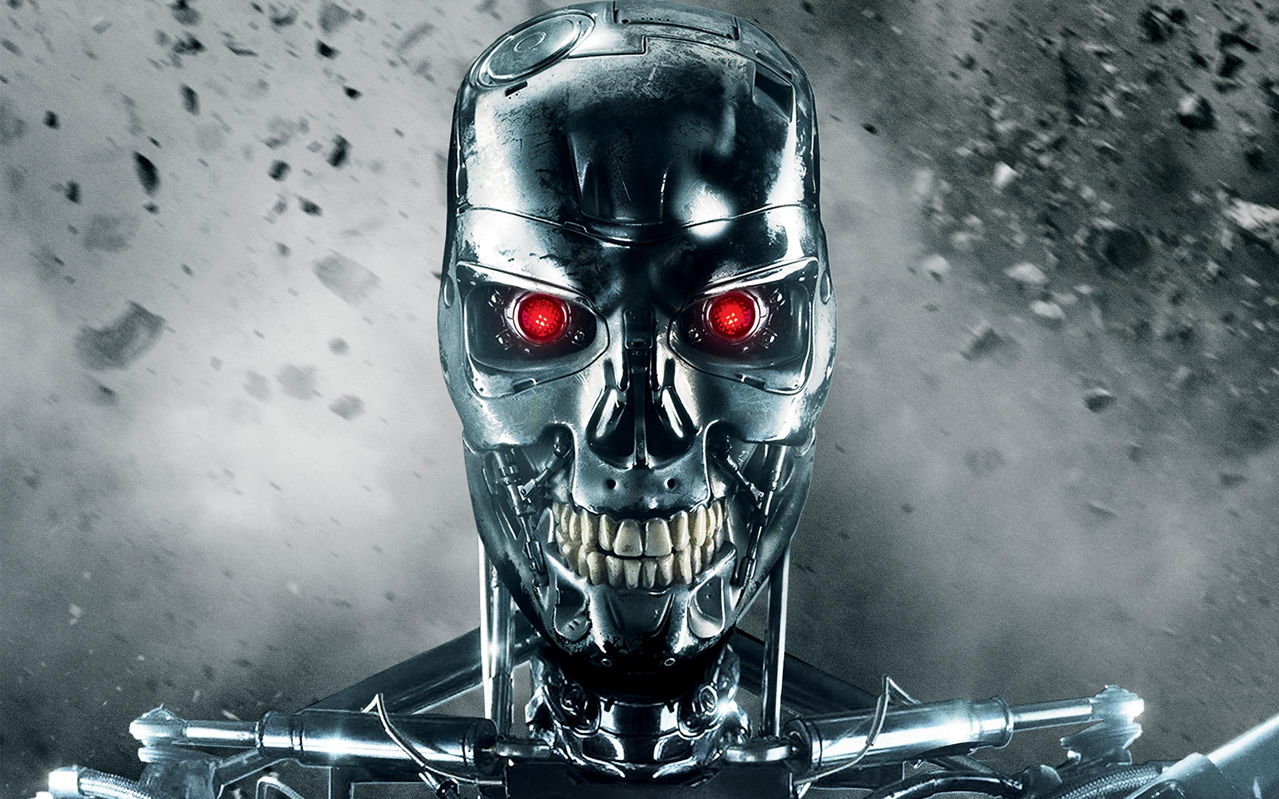 機器人粉碎革命