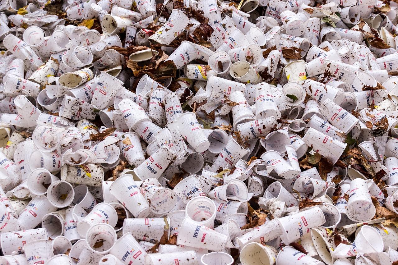 法國禁用塑膠餐具