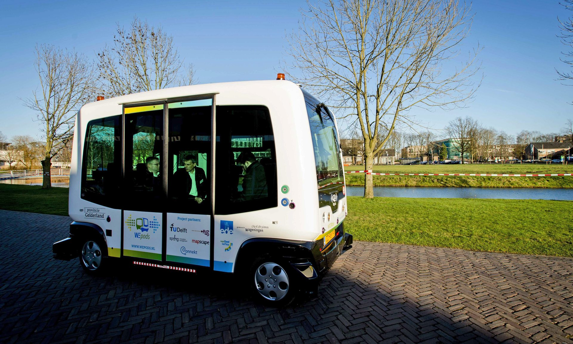 無人駕駛公車
