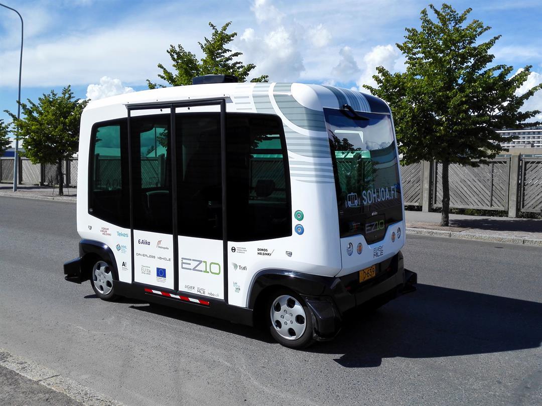無人駕駛公車2