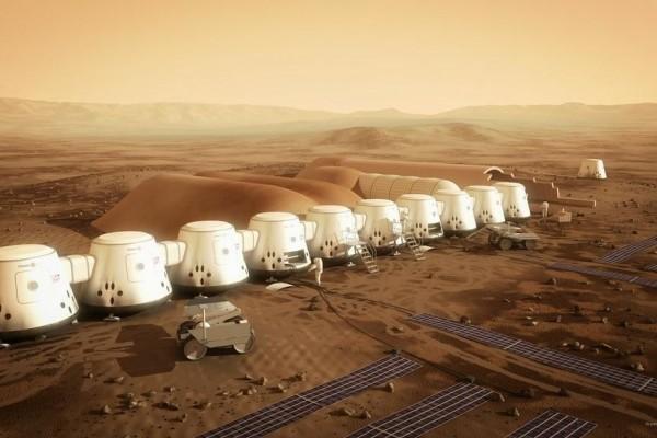 電磁引擎火星