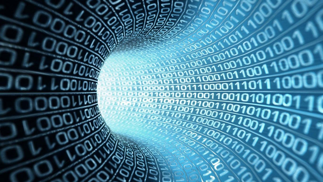 未來的數據將可直接從一個地點瞬間轉移到另一地點的電腦(圖:JPC)