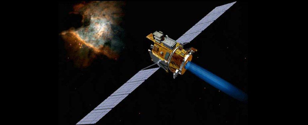 推進器將於兩年後在太空進行測試(圖:NASA)