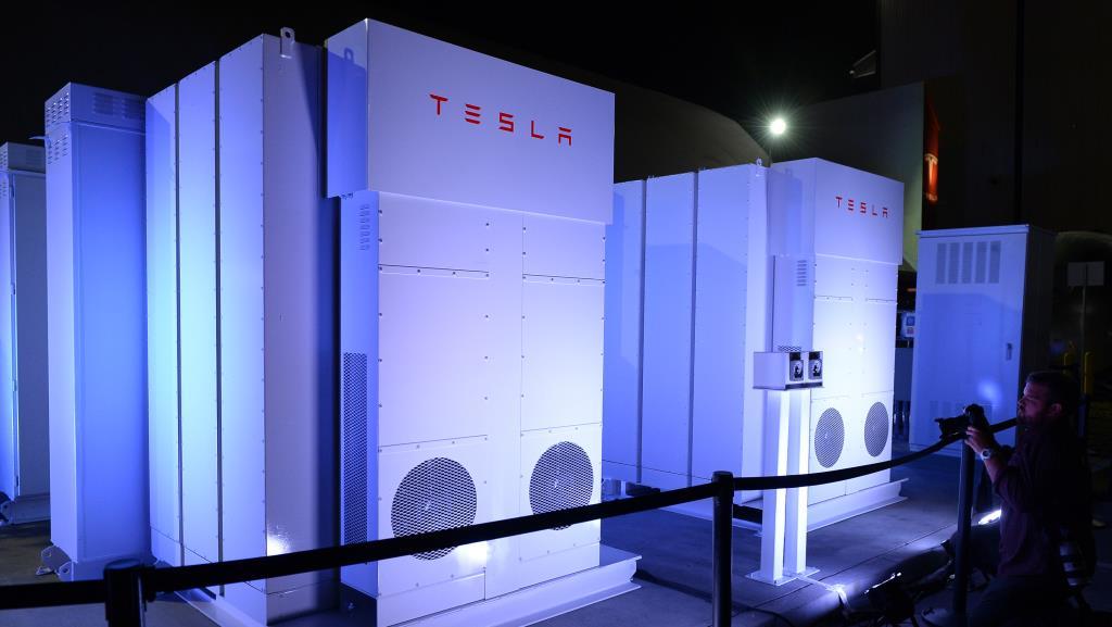 (圖:Tesla Energy)