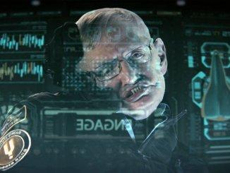 霍金謹慎回答外星