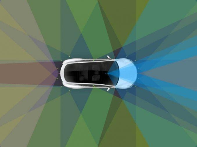 Tesla全自動駕駛